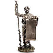 Скульптура Клятва Гиппократа/Великие люди 30х63х18см. арт.WS-862 Veronese фото