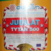 Сеновязальный шпагат Jubilat Tytan 500 (Юбілат ТІТАН) та ЮТА JUTA TWINE (Чехия) фото