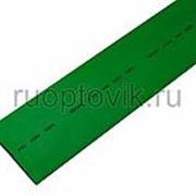 40. 0 / 20. 0 мм 1м термоусадка зеленая REXANT фото