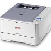 Принтер цветной OKI 330dn фото
