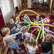 Балон шоу фото