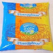 Молоко Новогрудское фото