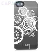 Чехлы Luardi Pattern Case для iPhone 5/5s (Black) фото