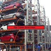 Смарт-автоматизированная система парковки автомобилей фото