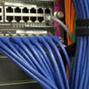 Построение корпоративных телекоммуникационных и информационных сетей, сервисное обслуживание АТС, компьютерной сети, 1С:Предприятие фото