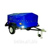 Прицеп грузовой БЕЛАЗ 8115 к легковым автомобилям ТУ BY 600038906.122-2012 фото