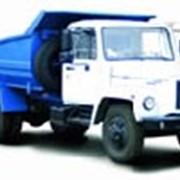 Самосвалы на базе средних грузовиков ГАЗ 3309 фото