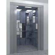 Кабины лифтовые отделка гранит фото