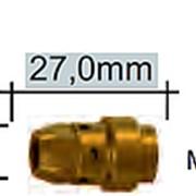 142.0248.5 Вставка для наконечника CuCrZr М8/М10/27 мм., (1 уп. - 5 шт.) Abicor Binzel фото