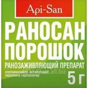 Раносан присыпка для ран 5 г Api-San фото