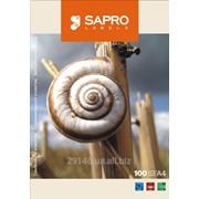 Пленка SAPRO самоклеящаяся (S2502) (A-4; лазерный принтер) фото