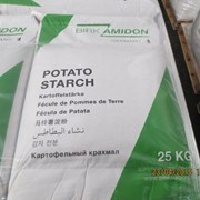 Картофельный крахмал фото