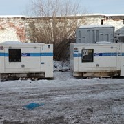 Аренда дизельных генераторов ,сварки два поста фото