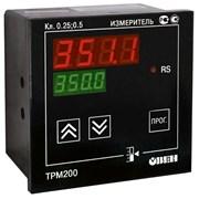 ТРМ200 измеритель двухканальный с RS-485 фото