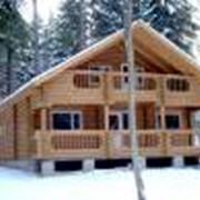 Срубы (дома деревянные) фото