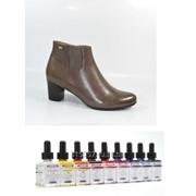 Немецкая краска для обуви Color Земляной фото