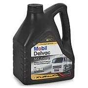 """Масло моторное """"MOBIL"""" Delvac 1 MX Extra 10W40 (4 л) п/синт. фото"""