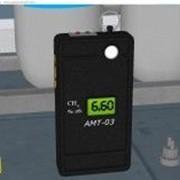 "ВЛР ""Измерение концентрации метана термохимическим газоанализатором (АМТ-3)"" фото"