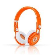 Mixr Beats by Dr. Dre наушники полноразмерные проводные, Hi-Fi, Mic., оголовье, Оранжевый (Неон) фото