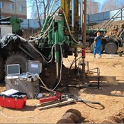Инженерно-геологические изыскания фото