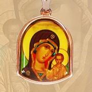 Казанская икона Божией Матери фото