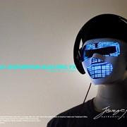 Huboptic Distortion Electric FX Mask фото