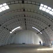 Строительство ангаров в Астане и Акмолинской области фото