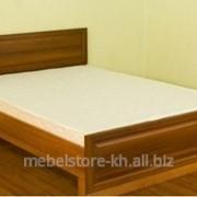 Кровать Модена 1.6 м Сокме фото