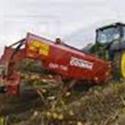 Уборка сельскохозяйственных культур фото