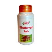 Shatavari tab SG, Шатавари в таблетках, 120 таб. фото