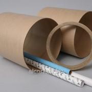 Гильзы картонные 406мм спиральной навивки фото