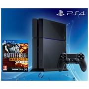 Игровая приставка Sony PlayStation 4 500Gb + Battlefield Hardline (PS4) Русская фото