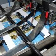 Автоматическая склейка картонной упаковки г. Минск фото