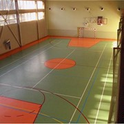 Баскетбольный зал фото