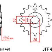 ЗВЕЗДА JT JTF410-13 фото