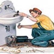 Услуги сантехника фото