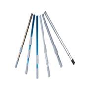 Телескопическа ручка для сачка к бассейну фото
