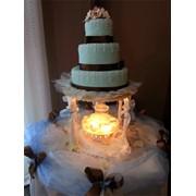 Торт весільний 93 фото
