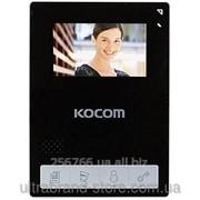 Kocom KCV-434 White, Black фото