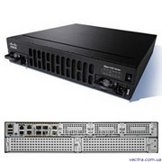 Маршрутизатор Cisco ISR 4321 Sec bundle w/SEC license (ISR4321-SEC/K9) фото