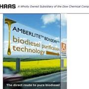 Очистка биодизеля Амберлайт фото