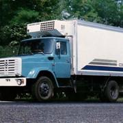 Автомобиль-рефрижератор ОдАЗ-47093 на базе ЗИЛ-4331 для перевозки предварительно охлажденных продуктов и других грузов фото