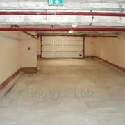 Аренда подземного гаража-стоянки фото