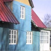 Утепление фасада фото