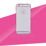 Чехол I-Smile for iPhone 6 iFlorid PC case Pink (IPH1002A-PK), код 72051 фото
