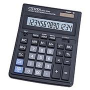 Калькулятор настольный Citizen SDC-554S, 14-разрядный фото