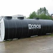 Сооружение очистное поверхностного нефтесодержащего стока фото