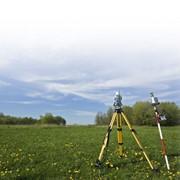 Услуги топографических съемок фото