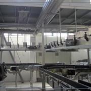 Изготовление конвейеров различного типа на заказ фото