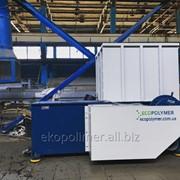 Шредеры промышленные| шредеры серий ES 10/1 - ES 15/2 для переработки всех типов пластика фото